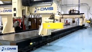 Heavy Duty 5 Axis Gantry CNC Machine Center for Aerospace CNC Machining Download