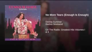 No More Tears (Enough Is Enough)