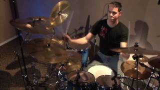 Rock Drum Play-Along #7 | Drum Lessons