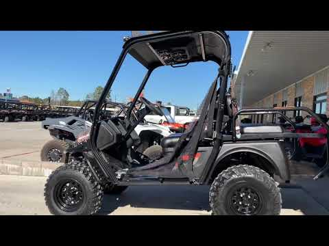 2018 Textron Off Road Prowler EV iS in Marshall, Texas - Video 1