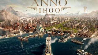 What does it take to run Anno 1800?