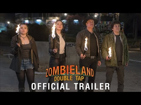 The First Trailer for ZOMBIELAND Double Tap