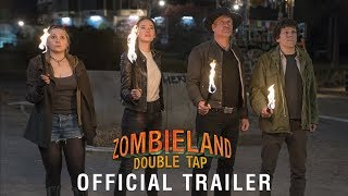 "NEW MOVIE ALERT: ""ZOMBIELAND: DOUBLE TAP"""
