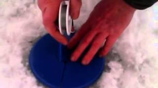 Как лучше ставить жерлицы зимой