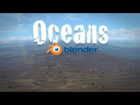 Making Ocean,Sky With Blender 2 75 :: Blender General