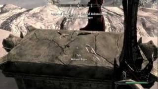 Skyrim: How to get Mehrunes dagon
