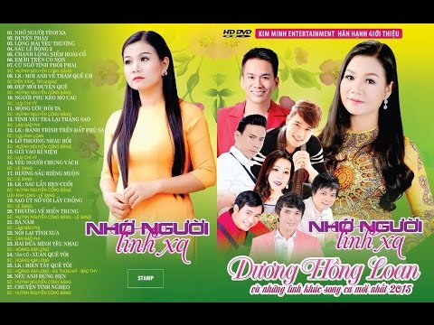 Liên Khúc Top Hit Song Ca Dương Hồng Loan - Quang Lê