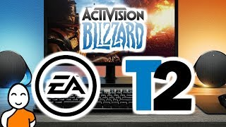 🎮Valuing Video Game Stocks ❗ EA Stock, Activision Blizzard Stock, Take Two Stock 🎮
