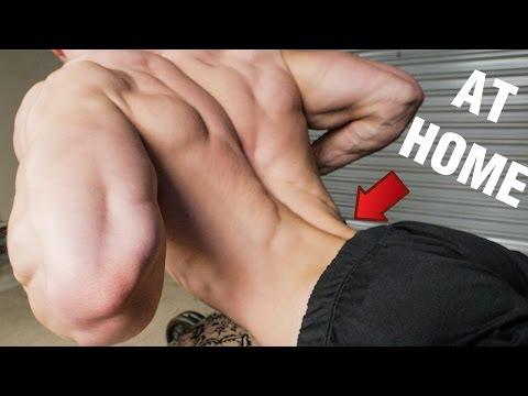 À la marche bolyat kambalovidnye les muscles