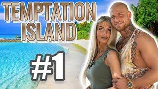 Folge 1 Von Temptation Island: DIE ERSTE ZIEHT DIREKT BLANK!