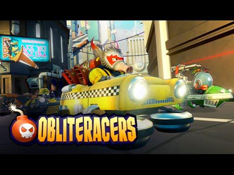 Obliteracers Steam Trailer thumbnail