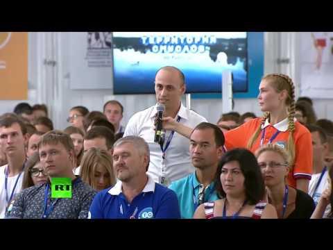 Дмитрий Медведев отжигает