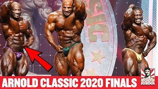 Arnold Classic 2020 Finals - All Call Outs - Full Comparison & Analysis