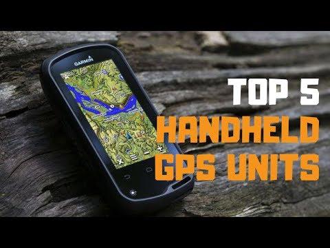 Best Handheld GPS in 2019 - Top 5 Handheld GPS Devices Review