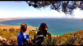 Santa Rosa Island Camping, Channel Islands National Park, August 2012
