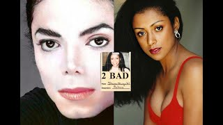 MICHAEL JACKSON and Shana Mangatal Kicked Off The Set of GHOSTS-Interview with RARE FOOTAGE!
