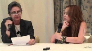 Capricho - Conférence de presse au Brésil - 13/05/11