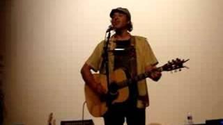 Dan Bern singing Albuquerque Lullaby Folktacular 2008