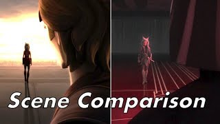 The Clone Wars: References and Similarities to Other Star Wars Media