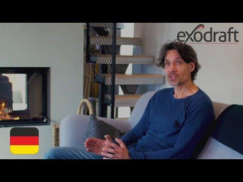exodraft - Kaminzugventilator = optimaler Schornsteinzug, Sven Karlsson aus Schweden