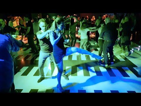 La Maxima 79 ★ Nunca muere el Guaguanco UHD ★ Fabio & Stefy - Social Dancing
