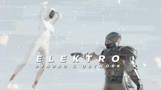Kadr z teledysku Elektro tekst piosenki Dynoro & Outwork ft. Mr. Gee