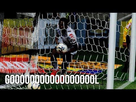 Corinthians x Coritiba - Elias diminui o placar na Arena Corinthians