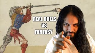 How Long Would A Real Sword Duel Last?