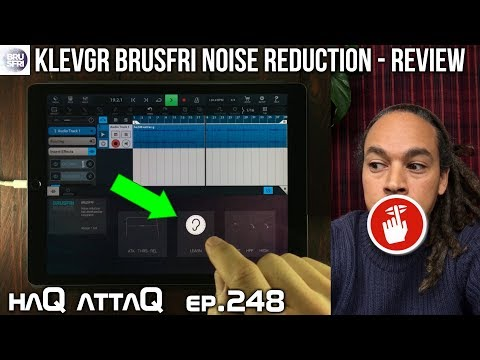 I WAS WRONG! │ KLEVGR Brusfri Noise Reduction AUv3 for iPad