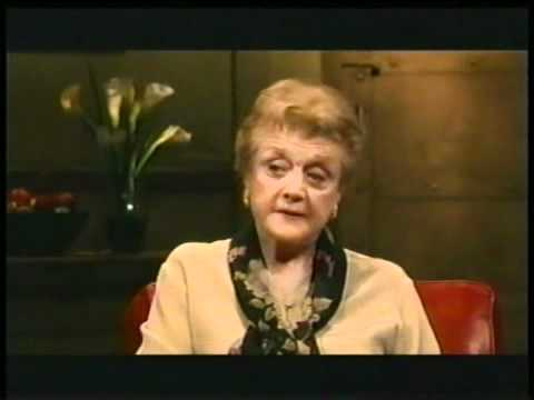 The Legendary Dame Angela Lansbury Talks about her Career Part 1/6