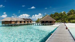 Paradise island resort in MALDIVES - DJI mavic pro and Phantom 4 - GoPro Hero 7