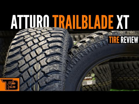 Atturo Trailblade XT Review. THESE HYBRID TIRES ARE SICK!