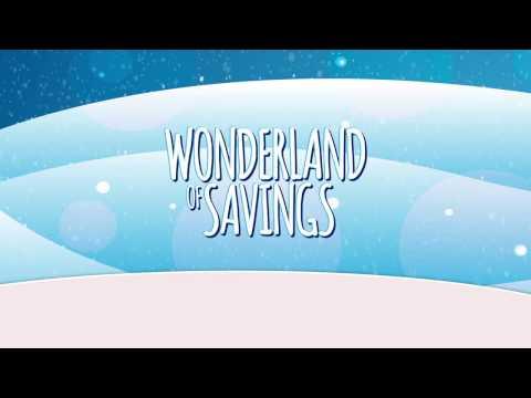 Wonderland of Savings