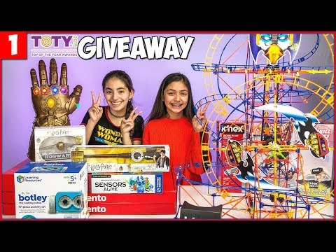 Toy Of The Year GIVEAWAY TOTY 2019 Innovative Toy Nominees