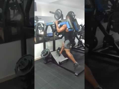 JACK HAMMER maquina de gimnasios industrias fitness