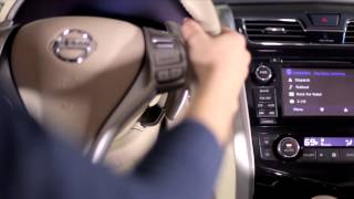 2013 NISSAN Altima Sedan - Vehicle Dynamic Control (VDC)