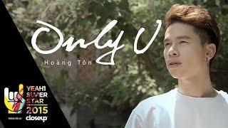 Hợp âm Only You Hoàng Tôn