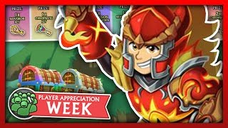 """Knights and Dragons - """"NEW"""" UPDATE, INSANE DAILY PRIZES, TIERED EVENTS + FREE DRAGONFORGED!!"""