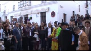preview picture of video 'Jornada de puertas abiertas en Vejer de la Frontera'