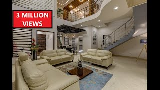 Luxurious Interior & Facelift Of Bungalow For Mr. Urhe | Urban House Design | Talegaon, Pune