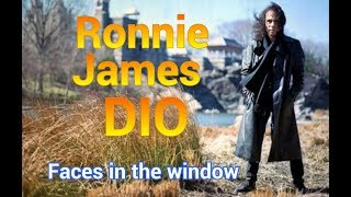 Dio - Faces in the window (Lyric Video)