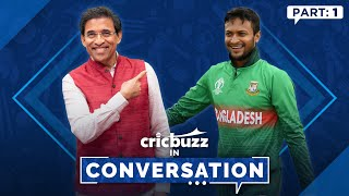 Cricbuzz In Conversation ft. Shakib Al Hasan: Bangladesh's Poster Boy