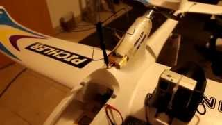 Domino 2 Pichler Plane FPV Long Range Plane Review