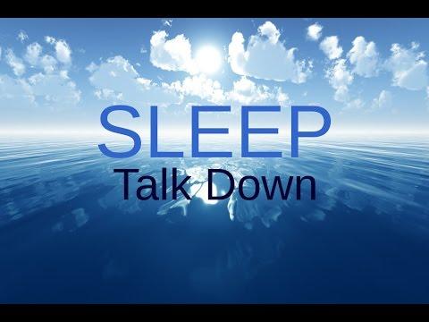 SPOKEN Sleep Talk Down: Meditation for healing, insomnia, relaxing sleep