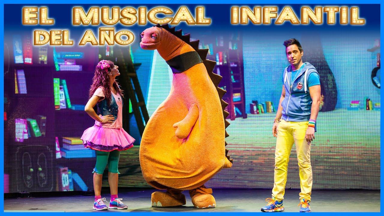 Actividades para niños - El Musical Infantil del Año ♪♪