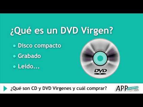 ¿Qué son CD y DVD Vírgenes y cuál comprar? l APPinformatica.com