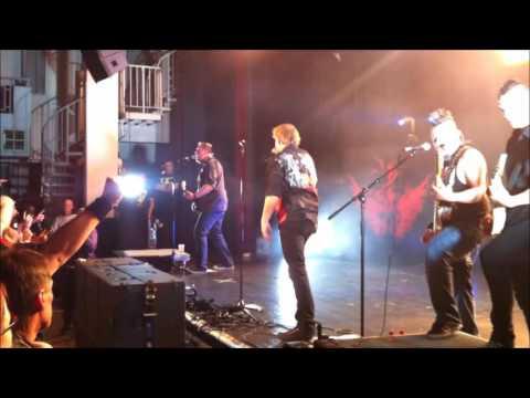BETONTOD - Keine Popsongs - Rheinberg - 19.12.2015 - Handy Cam