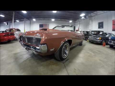 Video of '69 Cougar - LBV2