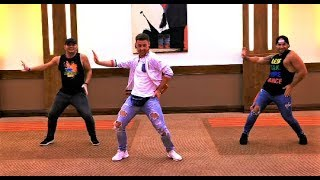 Zumba Fitness   Rosalia Feat Ozuna   Yo X Ti, Tu X Mi