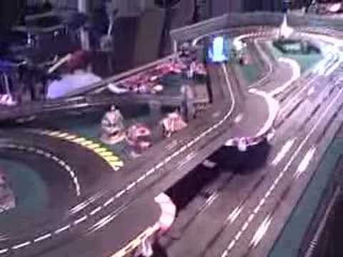 My Carrera Pro-X Slot Car Track